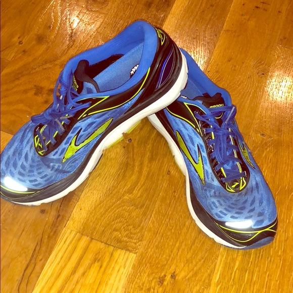 691e8ec01e1 Brooks Other - BROOKS Transcend 3 Mens Sneakers Tennis Shoes 11